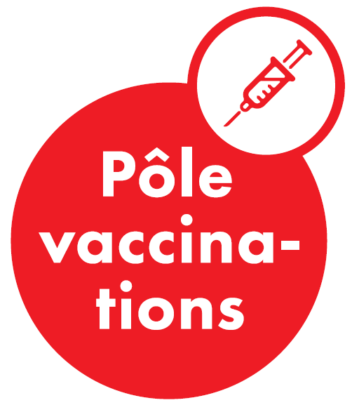 Pôle vaccinations